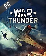 War Thunder Steam Pack