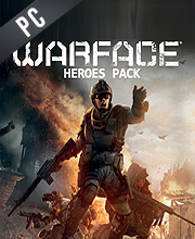 Warface Heroes Pack
