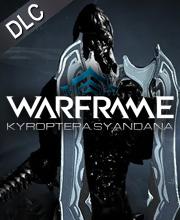 Warframe Kyroptera Syandana Skin