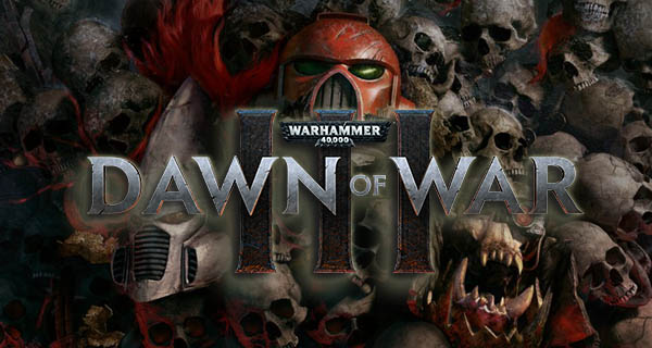Dawn of War 3 Release Date Cover