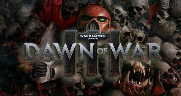 Dawn of War 3 Release Date Cover
