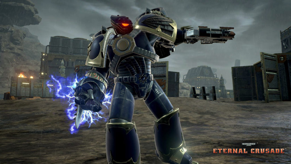 Warhammer 40K Eternal Crusade Cover