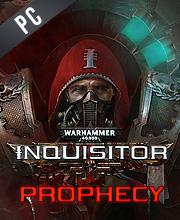 Warhammer 40k Inquisitor Prophecy