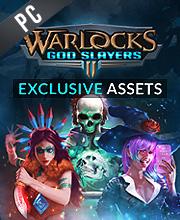 Warlocks 2 God Slayers Exclusive Assets
