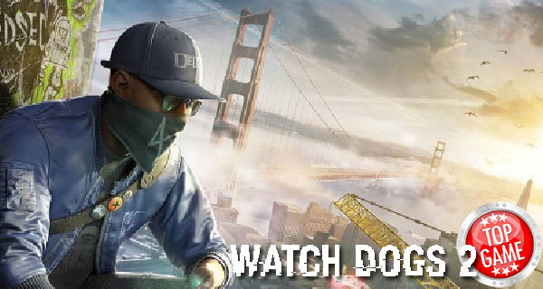 Watch Dogs 2: Teaser Trailer Cover