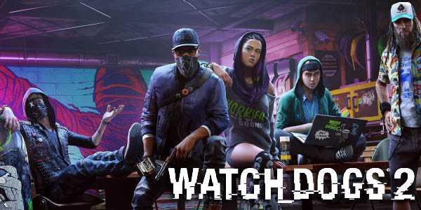 Watch Dogs 2 Demo Cover