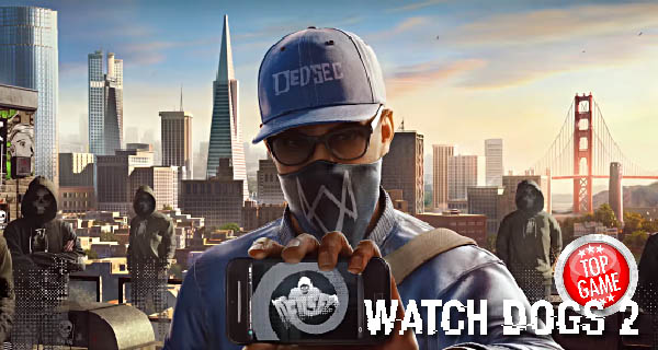 Watch Dogs 2 Behind the Scenes