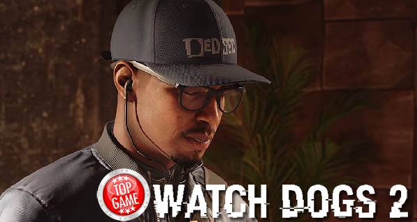Watch Dogs 2 Launch Trailer Cover