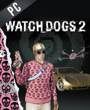 Watch Dogs 2 Glam Pack