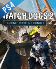 Watch Dogs 2 T-Bone Pack