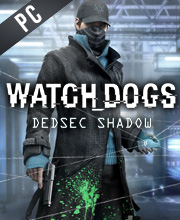 Watch Dogs Dedsec Shadow Pack