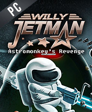 Willy Jetman Astromonkey's Revenge