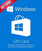 Windows Store Gift Card 25 Euro