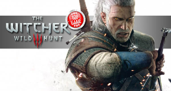 Witcher 3 wild hunt cover