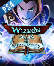 Wizards Wand of Epicosity