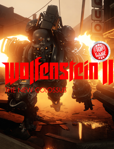 Bethesda Responds to Wolfenstein 2 The New Colossus Nazi Issue