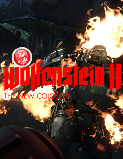 Wolfenstein 2 The New Colossus PC System Requirements Announced