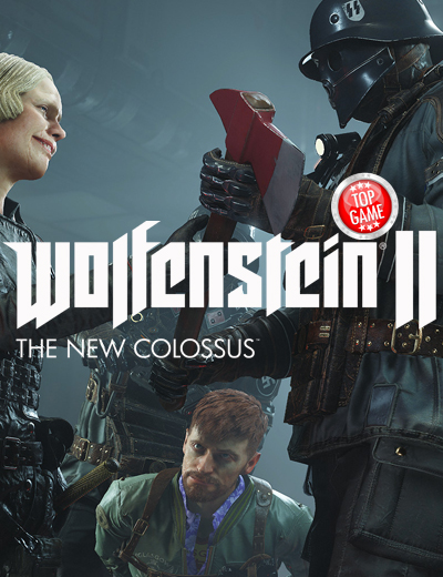 The New Wolfenstein 2 The New Colossus Gameplay Trailer is a Little… Graphic