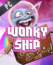 Wonky Ship Black Hole Down Pack