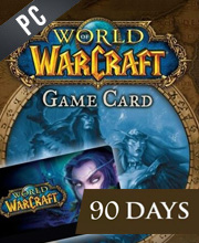 World of Warcraft 90 DAYS EU