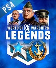 World of Warships Legends Small Treasure
