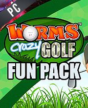 Worms Crazy Golf Fun Pack