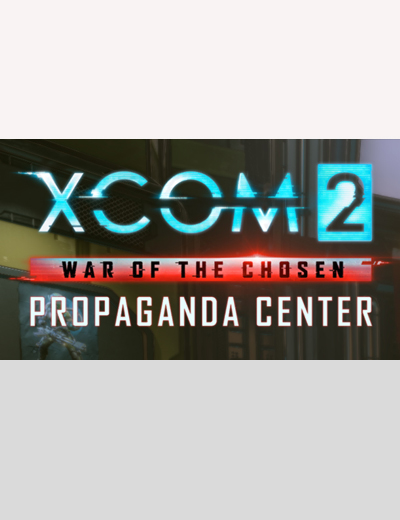 XCOM 2 War of the Chosen Propaganda Center Photobooth Now Available Free on Steam