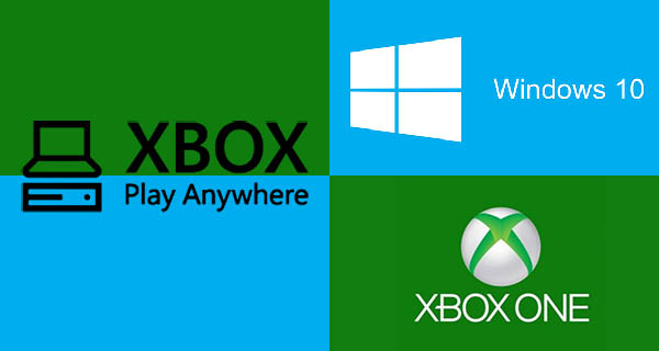 Xbox Play Anywhere On PC Banner