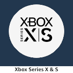 Xbox Series XS Blue