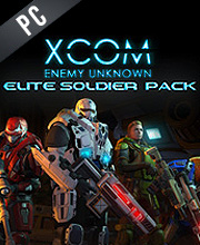 Xcom Enemy Unknown Elite Soldier Pack