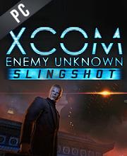 Xcom Enemy Unknown Slingshot Pack