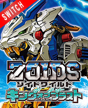 Zoids Wild King of Blast