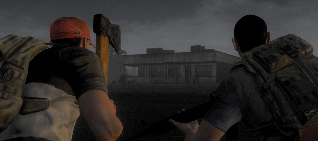 Zombie Survival MMO For PC H1Z1