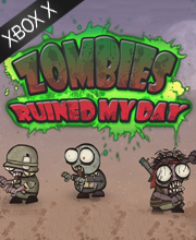 Zombies ruined my day