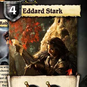 A Game of Thrones The Board Game Cards