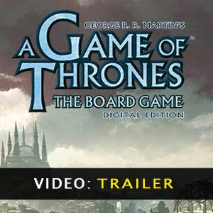 A Game of Thrones The Board Game Trailer Video