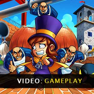 A Hat in Time Gameplay Video