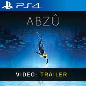ABZU PS4 Video Trailer