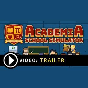Buy Academia School Simulator CD Key Compare Prices