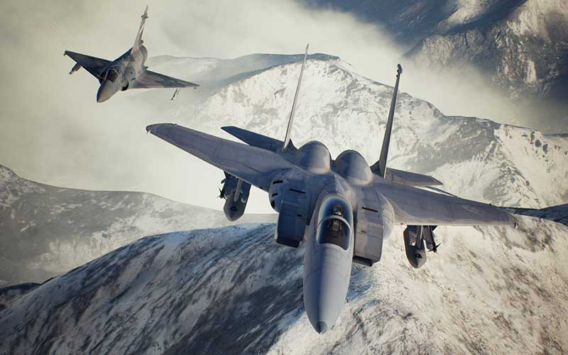 Buy Ace Combat 7 Skies Unknown Ps4 Game Code Compare Prices