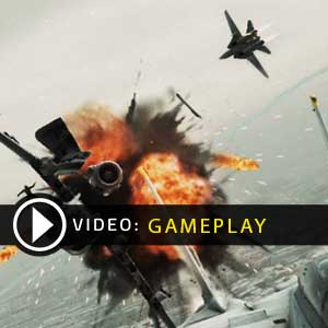 Ace Combat 7 Skies Unknown Gameplay Video