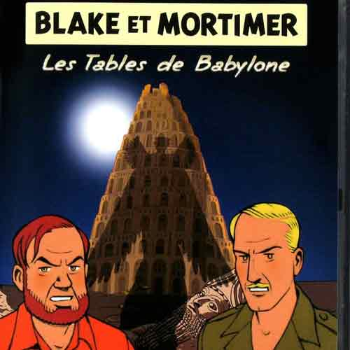 Buy Blake et Mortimer Les Tables de Babylone CD KEY Compare Prices