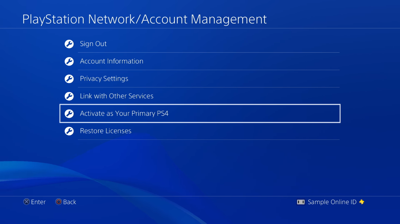 How to activate your game code on your ps3ps4 fandeluxe Images
