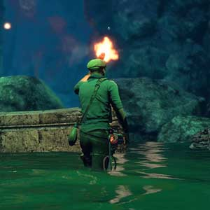 Adams Venture Origins PS4 Underground-Water