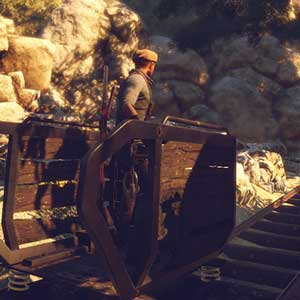 Adams Venture Origins Xbox One Sunny Mine Cart