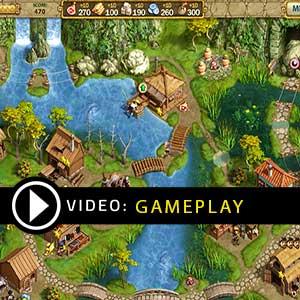 Adelantado 4 Aztec Skulls Gameplay Video