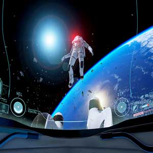 Adr1ft PS4 Austronaut