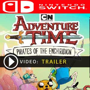 Adventure Time Pirates Of The Enchiridion Nintendo Switch Prices Digital or Box Edition