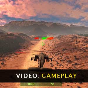 Aerial Destruction Gameplay Video