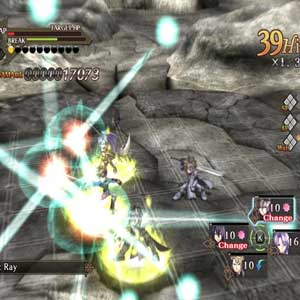 Agarest Generations of War 2 Arc Ray